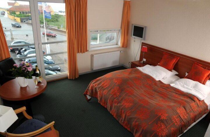 Hotel Hirtshals – Enkeltværelse fra kr. 595,-