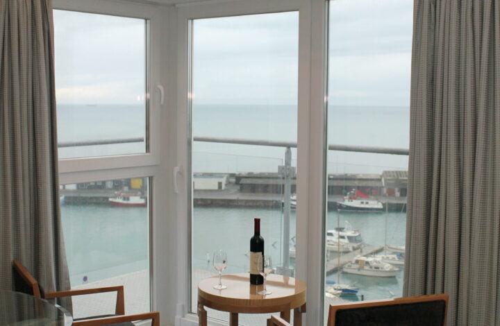 Hotel Seafront – Dobbeltværelse fra kr. 995,-